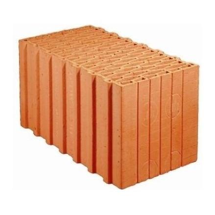 Керамический блок Porotherm 44 ECO+