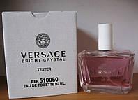 Тестер Versace Bright Crystal  Парфюмированная вода (лицензия) Эмираты ОАЭ