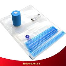 Вакуумный упаковщик для еды Vacuum Sealer Always Fresh с вакуумными пакетами. Упаковщик продуктов. Вакууматор., фото 2