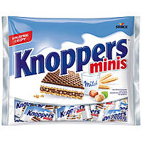 Вафли Knoppers Minis Milch 200 g