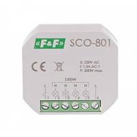Регулятор яркости SCO-801 300Вт 195÷265 В AC без памяти F&F