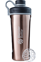 Спортивная бутылка-шейкер BlenderBottle  Radian THERMO EDELSTAHL 26OZ / 770ML Copper (ORIGINAL), фото 1
