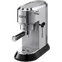 Рожковая кофеварка эспрессо DeLonghi EC 685 Silver 1350