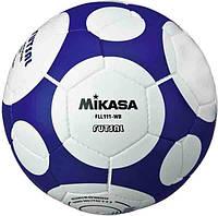 Мяч футзальный Mikasa FLL 111-WB (оригинал)