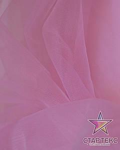 Ткань Евросетка HAYAL TUL розовый