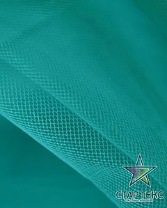 Ткань Евросетка HAYAL TUL морская волна