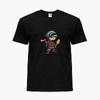 Детская футболка для мальчиков Пубг Пабг (Pubg) (25186-1710) Черный, фото 1