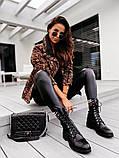 Женская двусторонняя куртка в стиле Fendi до 52 размера, фото 4