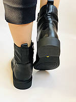 Жіночі осінні черевики. Натуральна шкіра.Висока якість. Erisses. Р. 33, 34,35,36,37,38 .Vellena, фото 8