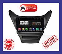 "Автомагнитола штатная Hyundai Elantra 2011-2013 (9"") Android 10.1 (4/32)"
