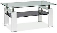 Журнальный стол Signal Мебель Lisa II Белый (LISA2BH)