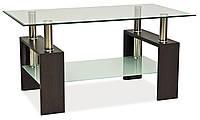Журнальный стол Signal Мебель Lisa II Венге (LISA2VH)