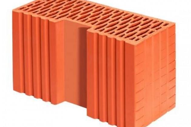 Керамический блок Porotherm 44 K ECO +