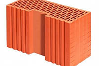 Керамический блок Porotherm 44 K ECO +, фото 1