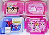"""Пищевой контейнер для ланча с ложечкой """"Детский"""" EL 246-44, фото 8"""