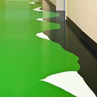 Наливні підлоги - види, характеристики, гарантії