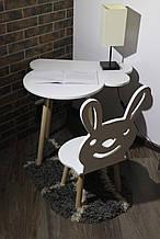 Стіл та стілець для дітей Сет Patrik (Місяць)