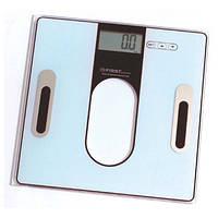 Весы напольные электронные 150 кг % жира, воды, мышечной массы FIRST Austria FA-8006-2