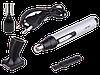 Триммер Gemei GM 3107 3в1 - Электробритва для носа, ушей, висков и шеи, фото 3