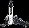 Триммер Gemei GM 3107 3в1 - Электробритва для носа, ушей, висков и шеи, фото 4