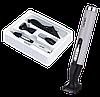 Триммер Gemei GM 3107 3в1 - Электробритва для носа, ушей, висков и шеи, фото 5
