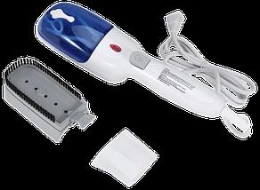 Отпариватель STEAM BRUSH JK-2106 - ручной пароочиститель, паровой утюг-щетка отпариватель, фото 3