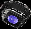 Умные часы Smart Watch DZ-09 Black - смарт часы под SIM-карту и SD карту (Черные), фото 3