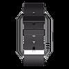 Умные часы Smart Watch DZ-09 Black - смарт часы под SIM-карту и SD карту (Черные), фото 6
