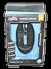Игровая компьютерная мышь Zeus M-110 - проводная USB мышка с подсветкой Чёрная, фото 5