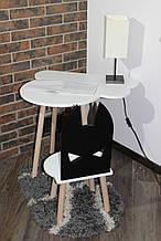 Стіл та стілець для дітей Сет Batman Бетмен (Місяць)