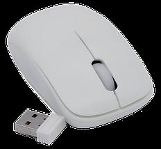 Клавиатура беспроводная с мышью Keybord Wireless K03 (Белая) - комплект клавиатура мышь, фото 3