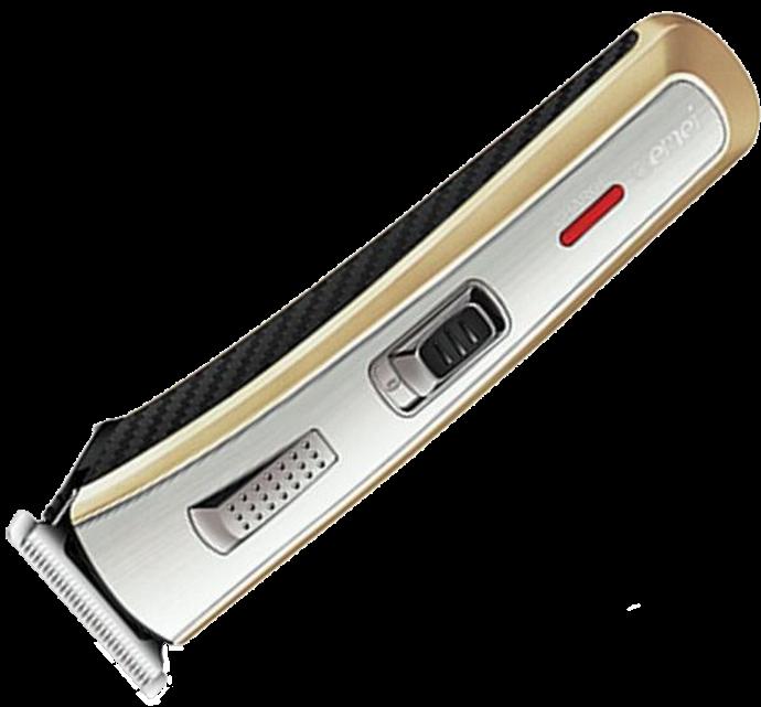 Машинка для стрижки волос Gemei GM-6078 - Профессиональная беспроводная аккумуляторная машинка для стрижки