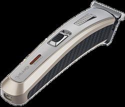 Машинка для стрижки волос Gemei GM-6078 - Профессиональная беспроводная аккумуляторная машинка для стрижки, фото 3