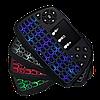 Беспроводная мини клавиатура KEYBOARD MWK08/i8 LED с тачпадом и подсветкой, фото 6
