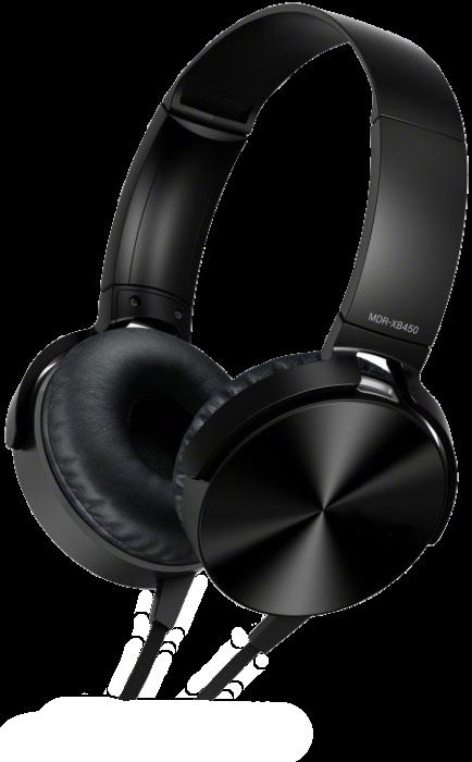 Наушники Extra Bass MDR-XB450 - Проводные стерео наушники с микрофоном (b367)