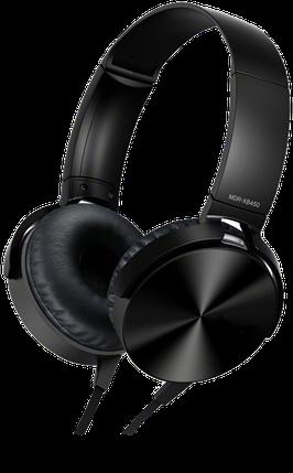 Наушники Extra Bass MDR-XB450 - Проводные стерео наушники с микрофоном (b367), фото 2