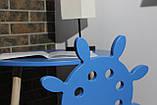 Современная детская мебель стол и стульчик Сет Atlantis (Луна), фото 2