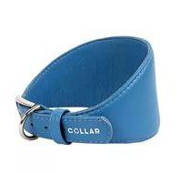 Collar Glamour Ошейник для борзых собак без украшений 15мм 26-32см