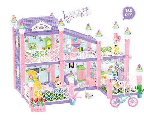 Домик детский пластмассовый.Игрушечный домик для детей.Складной домик.