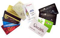 Печать пластиковых карточек цена Днепропетровск