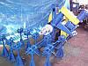 Пресс ударно-механический Wamag для производства топливных брикетов