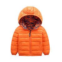 Куртка детская двусторонняя демисезонная Tiger