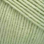 Пряжа для вязания Джинс салат 11