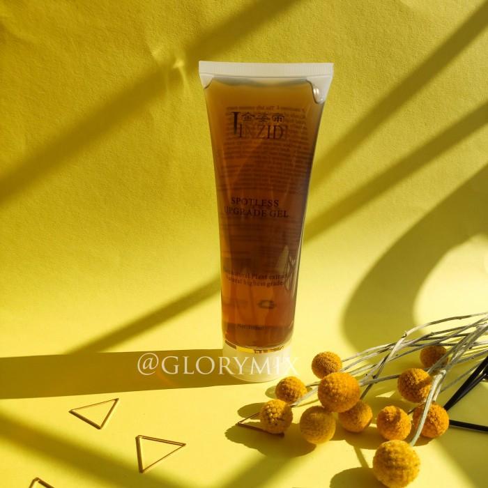 Гель aнтицелюлитный многофункциональный Jinzidi Spotless Upgrade Gel Brown для косметологических аппаратов и