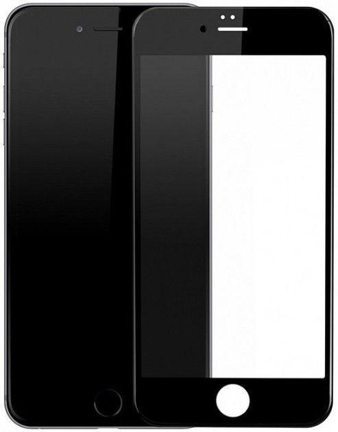 Защитное стекло Baseus Silk-screen 0.23mm Apple iPhone 6, iPhone 6S Black (SGAPIPH6S-DE01)