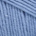 Пряжа для вязания Джинс василек 15