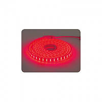 LED  лента 220V COLORADO 5W/1m красная 7Lm/1led IP65 2835 156led/m HOROZ ELECTRIC