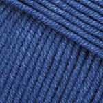 Пряжа для вязания Джинс т. синий 17