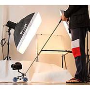 Тележка для видеосъемки, глайдтрек AccPro ST-07 Dolly Kit Skater black для съемки видео, Мини-тележка, фото 2