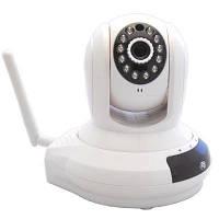 Поворотная ip-видеокамера для помещений с wi-fi Atis AI-362
